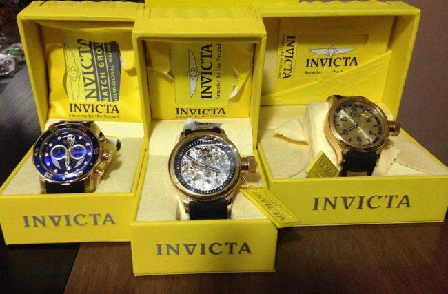 Comprar relógio importado original e ainda pagar barato é possível!