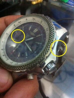 Réplica comprar relógio importado original
