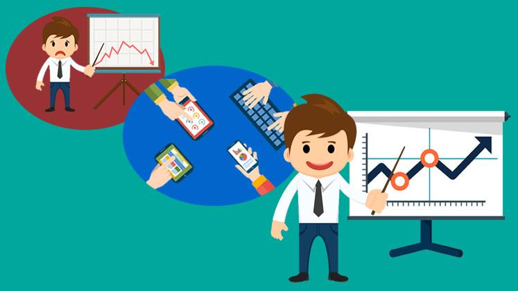 Empreendimentos na crise economica - Marketing Digital